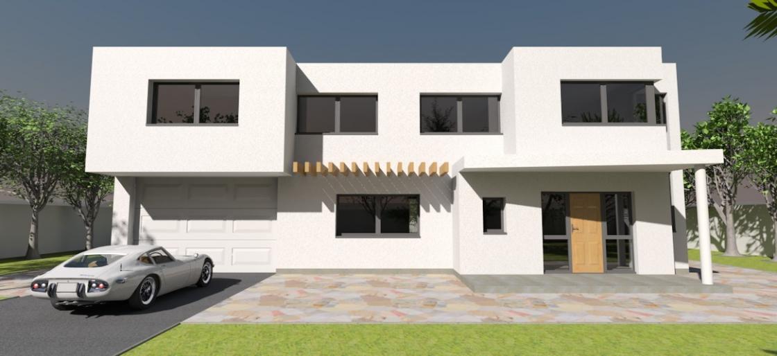 Comtemporary home 1002