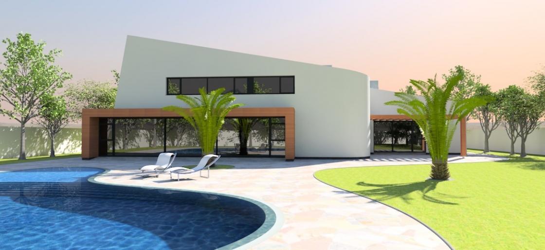 Contemporary home 1006