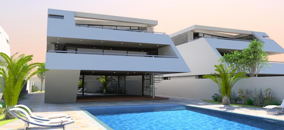 Contemporary home 1007