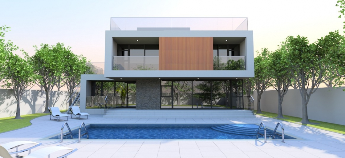 Contemporary home 1009