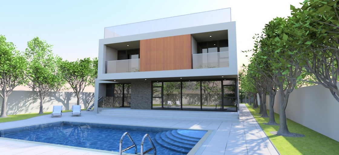 Contemporary home 1009