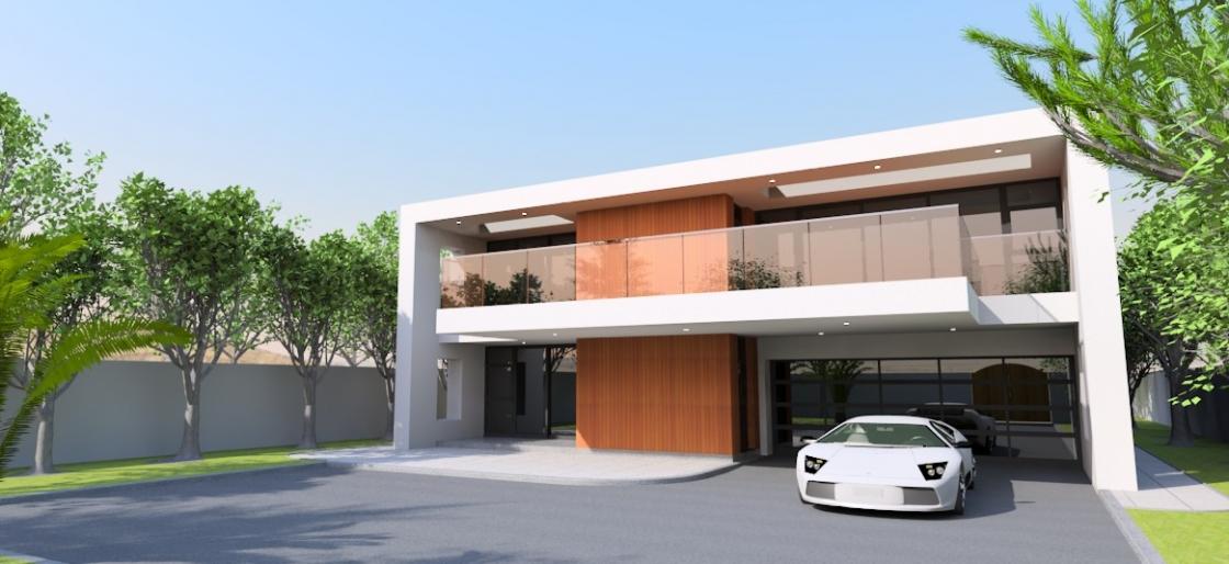 Contemporary home 1011