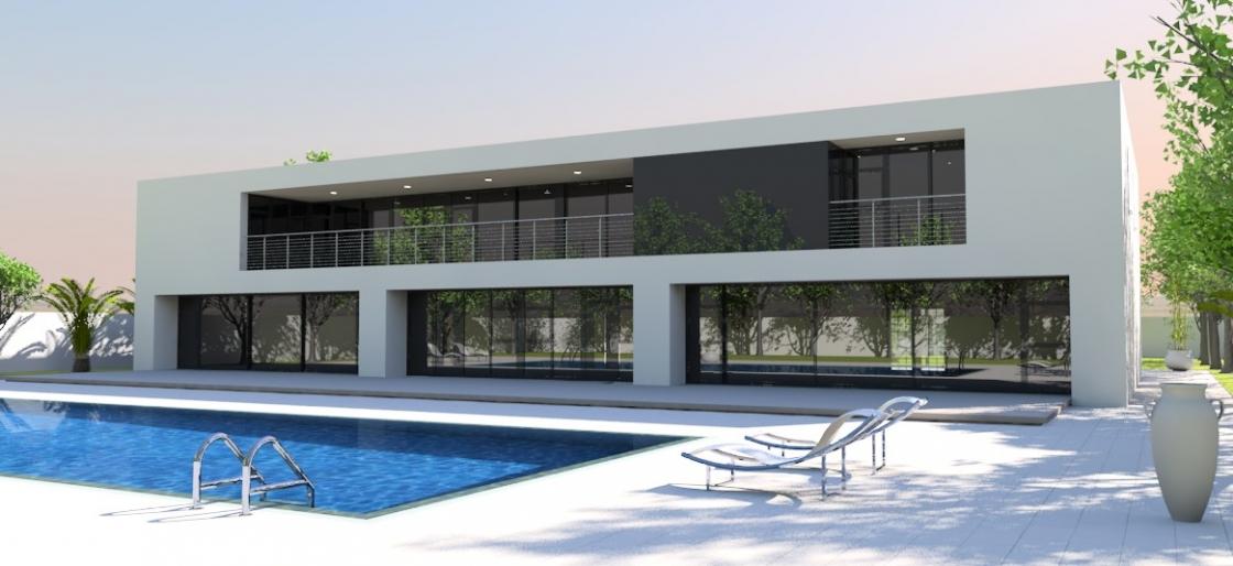 Contemporary home 2006