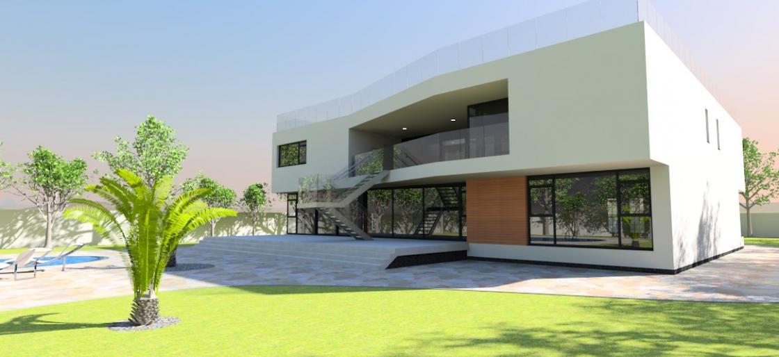 Contemporary home 2007