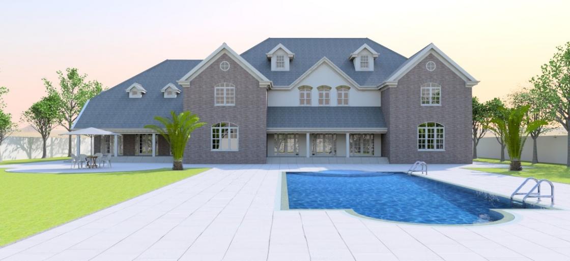 Contemporary home 2010