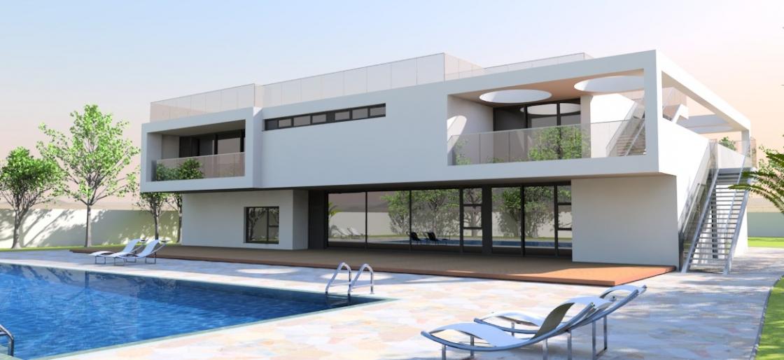 Contemporary home 2012