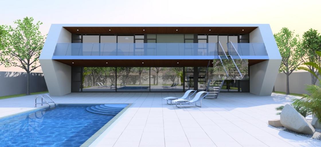 Contemporary home 2014