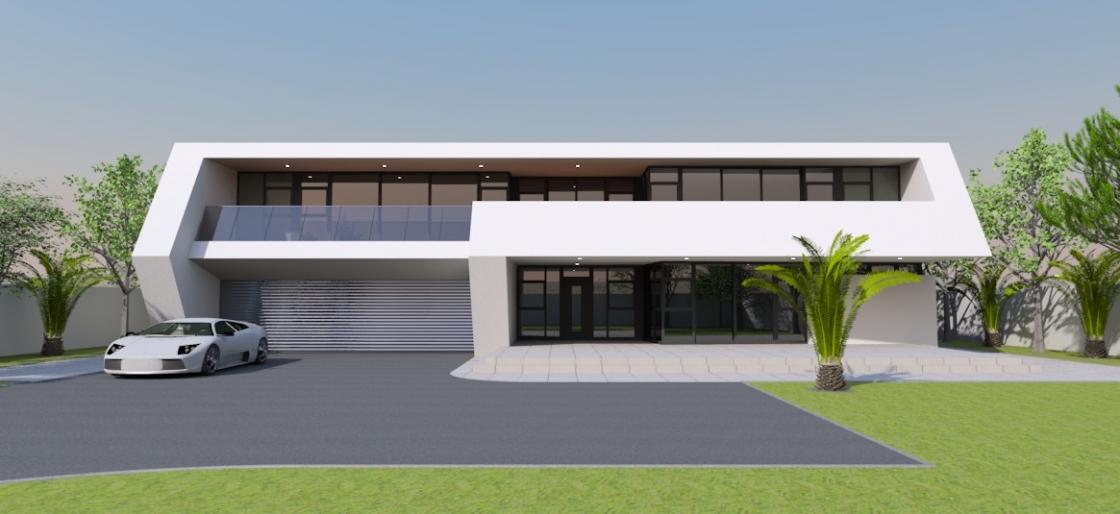Contemporary home 2015