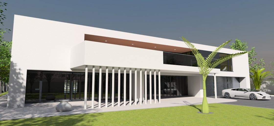 Contemporary home 2016