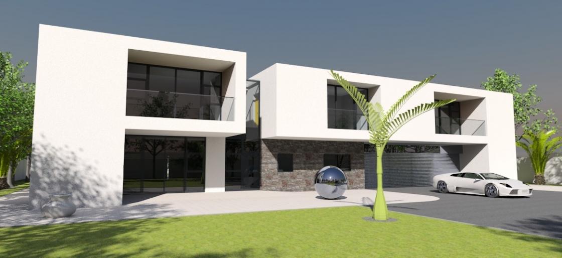 Contemporary home 2018
