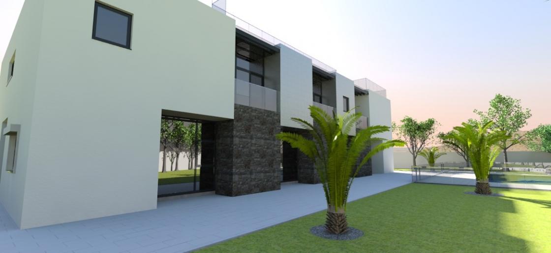 Contemporary home 2020