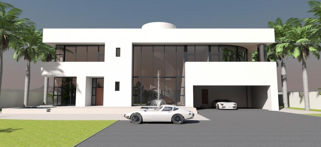 Contemporary home 2021