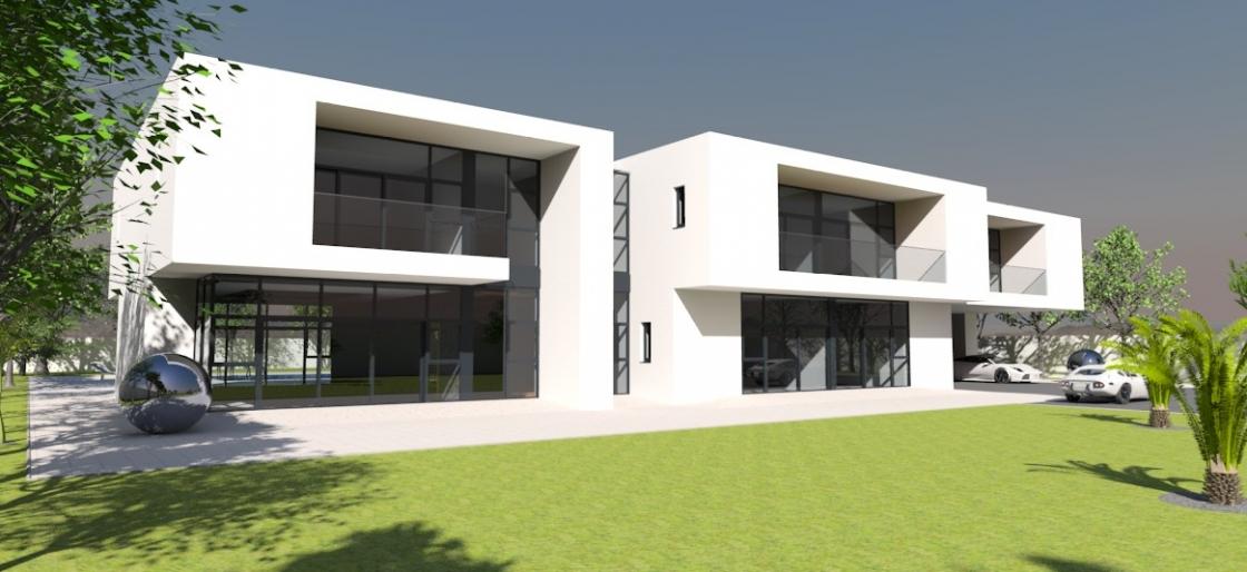 Contemporary home 2022
