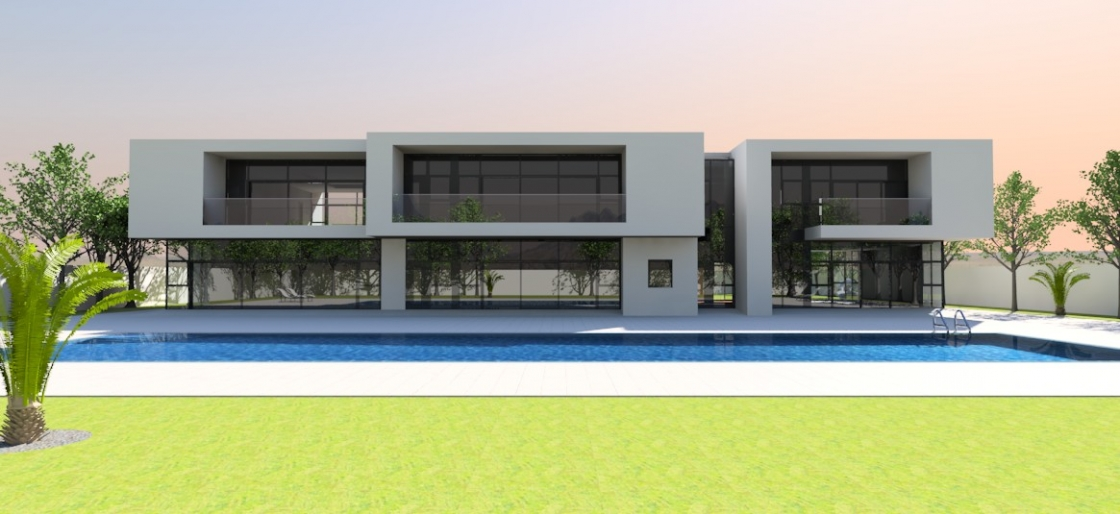 Contemporary home 2022
