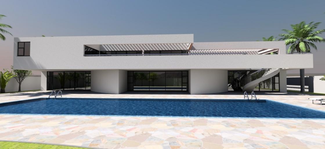 Contemporary home 2023