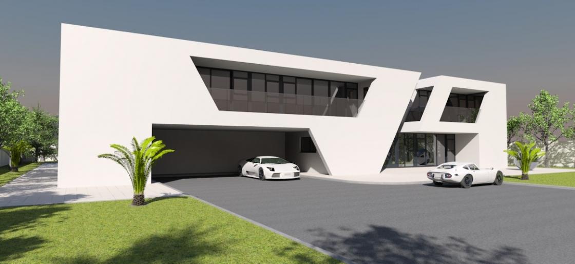 Contemporary home 2025