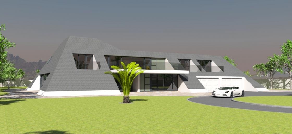 Contemporary home 3002
