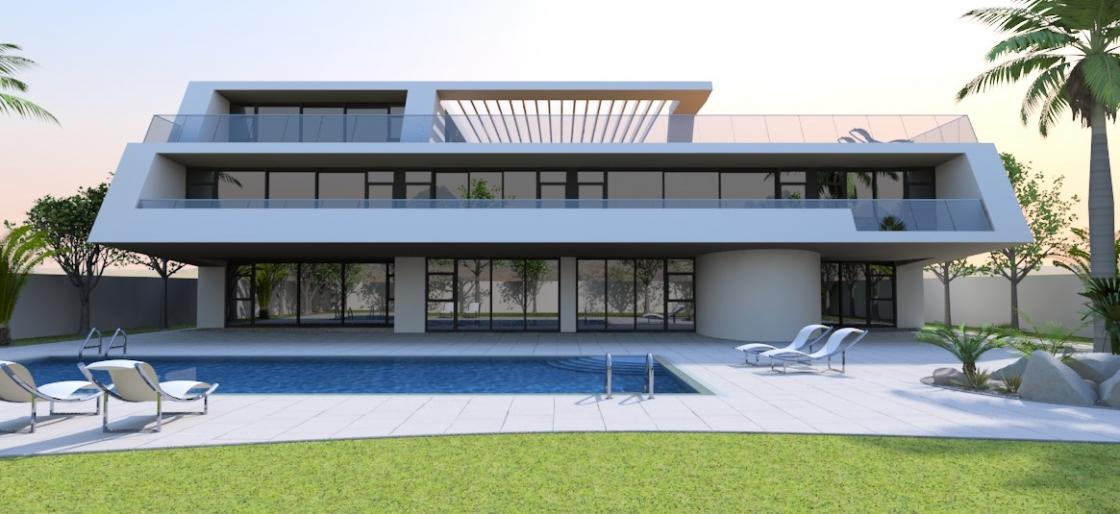 Contemporary home 3011