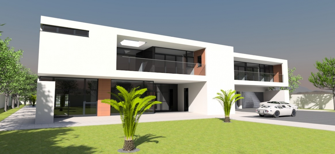 Contemporary home 3014