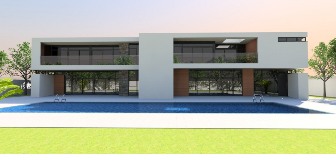 Contemporary home 3014