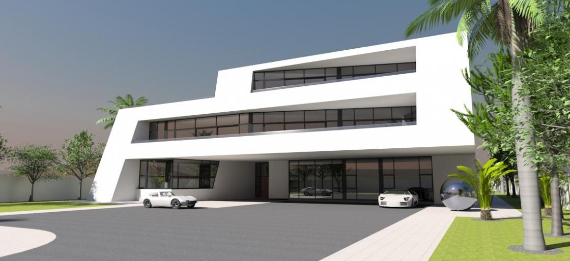 Contemporary home 3015