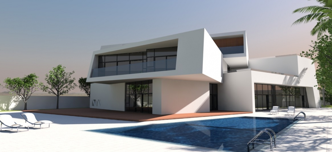 Contemporary home 3015